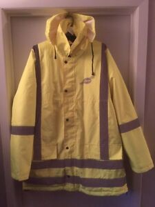 Mens Wasip Class 2 Traffic Parka Size 2X-Large London Ontario image 3