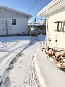 GIMLI PLACE TO STAY THIS WINTER