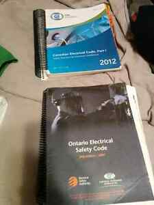 Electrical Code books