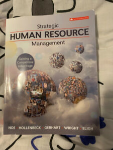 MCMASTER: Strategic Human Resource Management