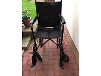 Wheel chair as new