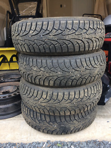 185 65 15 Tires and Rims