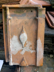 Roof tile used