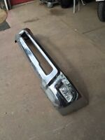 Dodge Ram take off bumper.  Will fit 2010 and up