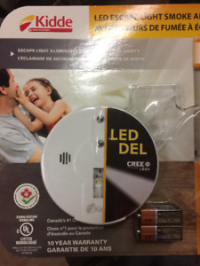 New kidde smoke detector