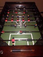 High End Foosball Table