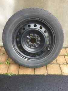 GISLAVED NORD FROST 5 - WINTER TIRES WITH RIMS (205/55/16)
