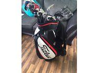 Titleist golf bag... Like new look :) swap SFS