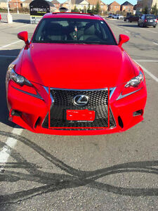 2016 Lexus IS Leather Sedan