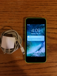 IPhone 5c for sale chatr
