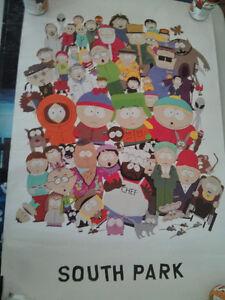 South Park cast poster $5