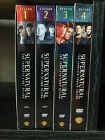 Supernatural - The first 4 seasons