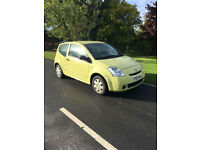 2007 07 CITROEN C2 1.1 PETROL AIRPLAY PREVIOUS LADY OWNER 65000 MILES FSH