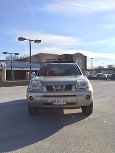 FOR SALE AS IS: 2005 Nissan X-trail SUV Crossover Good Condition
