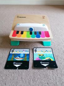 Baby Einstein's Hape Magic Touch Piano