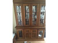 Lovely display cabinets