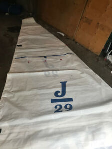 Sails for J29 Sailboat