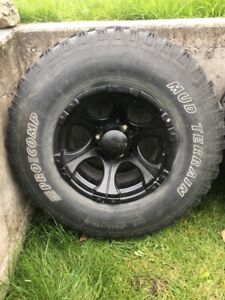 """""""16"""" Wheels/Tires for GMC"""