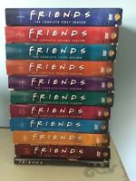 Friends Seasons 1-10 DVDs