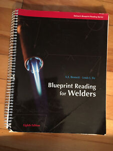 Blueprint Reading for Welders (8th edition)