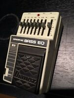 Ibanez BE10 bass EQ pedal