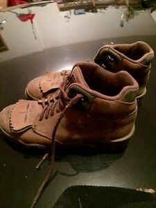 Shoes Brown  leather size 7 Regina Regina Area image 7