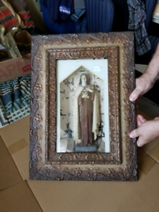 Antique Virgin Mary