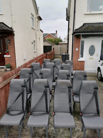 Van seats for sale, 10 available