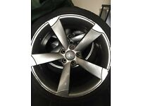 """AUDI ALLOYS 20"""" *** £250 IF GONE TODAY ***"""
