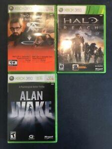 Jeux Xbox 360/Xbox One à vendre