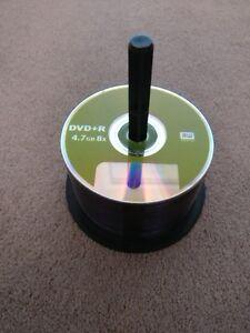 51 DVD+R 4.7GB 8x