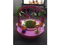 Bumbo activity seat/high chair