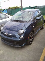2013 Fiat 500 Sport Turbo Coupe (2 door) Very low milages