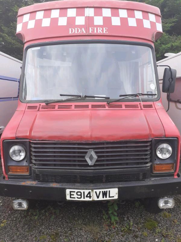 Renault dodge campervan   in Rubery, West Midlands   Gumtree