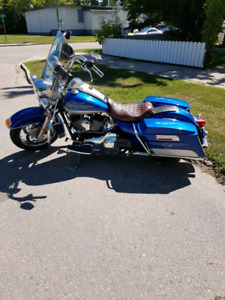 2010 Harley Davidson Road King
