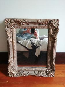 "Mirror 20"" x 24"" (vintage / antique style)"
