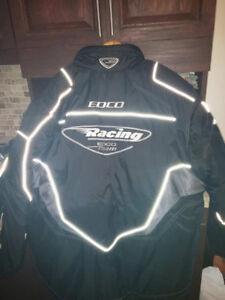 1 habit motoneige edco racing et 1 de vtt gsk11