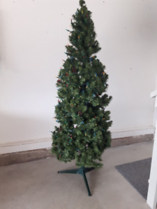 Christmas in August - Artificial XMAS Tree