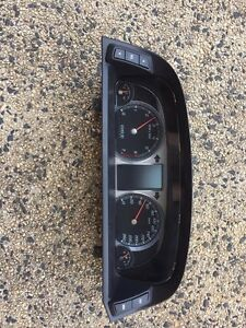 Ford Fg g6et dash cluster 60,000kms East Maitland Maitland Area Preview