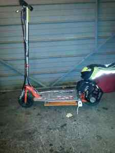 Goped Sport gas scooter
