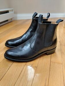 Vintage Chelsea Boots by Hartt shoes - size 8.5 - never worn