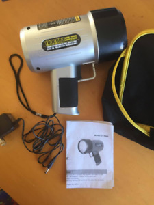 Spot rechargeable sans fils/Cordless rechargeable Spotlight
