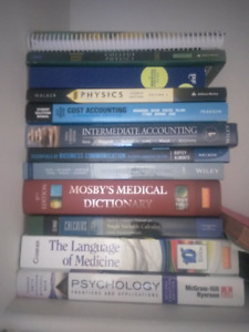 Text books for college and university
