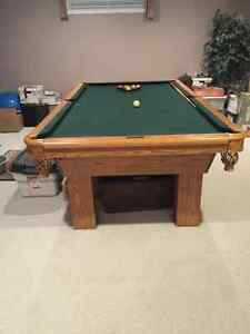 DUFFERIN POOL TABLE Regina Regina Area image 3