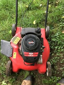 Not working lawn mower and weed wacker Cambridge Kitchener Area image 1