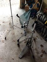 Drum stands - 3 for 35$