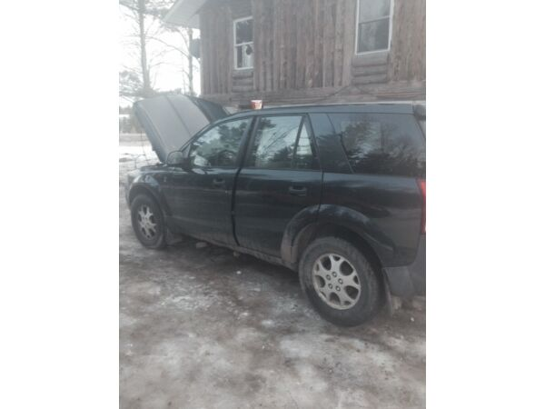 Used 2002 Saturn VUE Green Line
