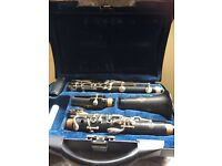 Buffet B10 clarinet plus extras.