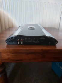 Jbl Power amplifier gto 14001 and subs