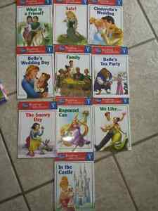 Disney level 1 reading. 10 book set